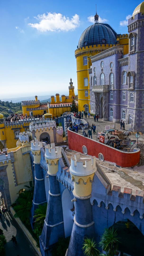 Excursie de o zi din Lisabona Cascais Cabo da Roca Sintra