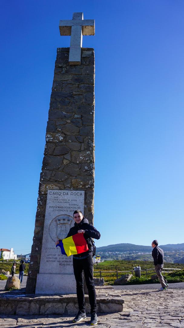 Excursie de o zi din Lisabona Cabo da Roca