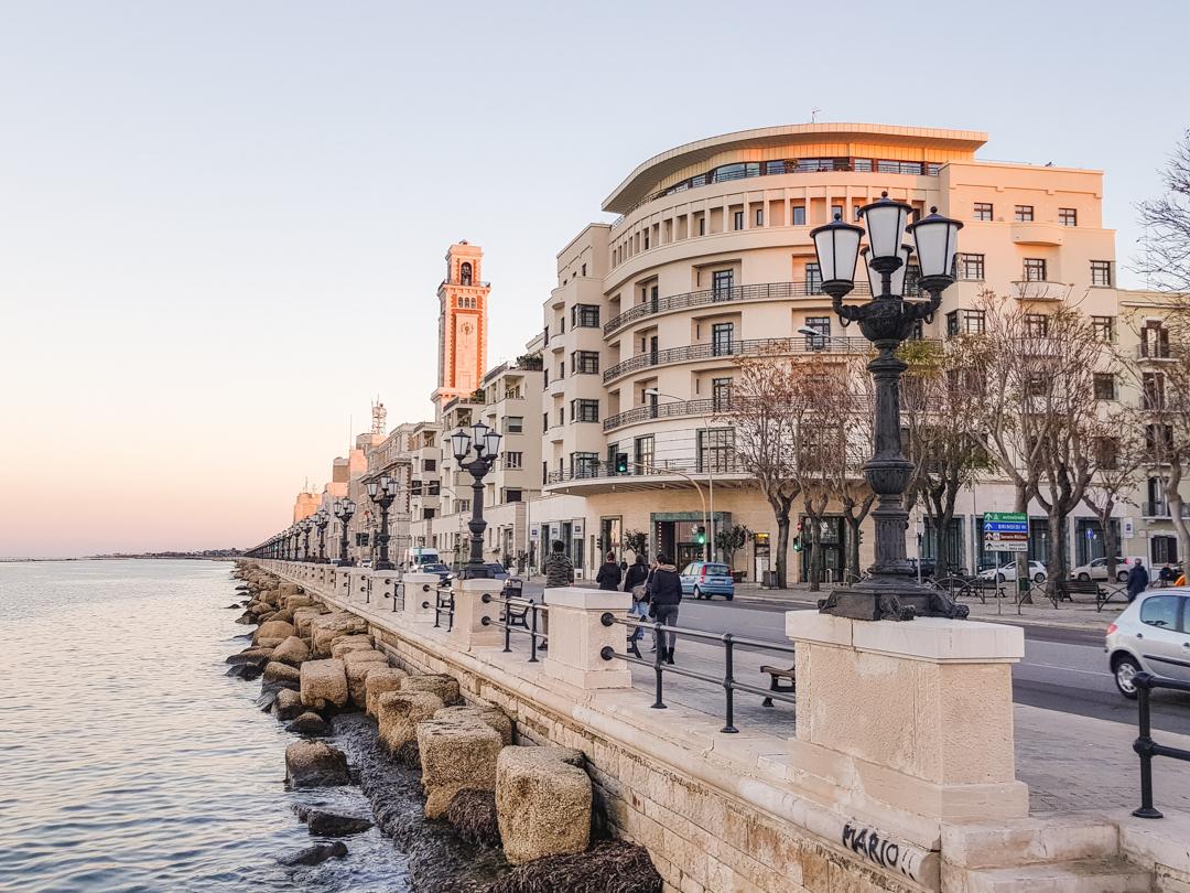 Despre Regiunea Puglia -Bari (Partea 1)