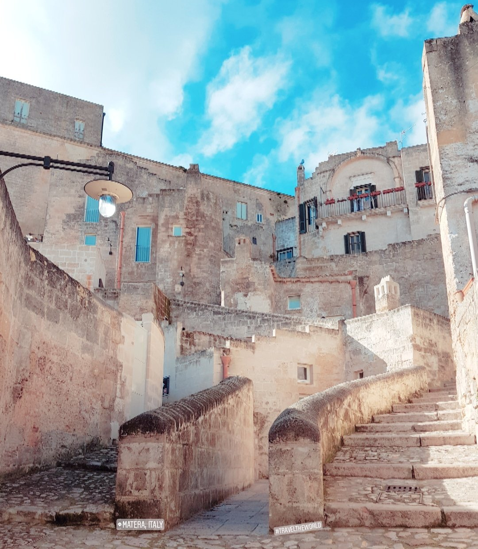 Matera - De la rusinea Italiei la Capitala Culturala Europeana in 2019